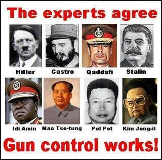 United Nations wants to disarm American citizens Gun_control_works