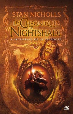 Couverture de l'intégrale ! Nightshade-Integrale
