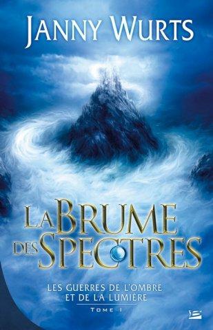 Couverture du premier tome ! Wurts-Brume-Spectres