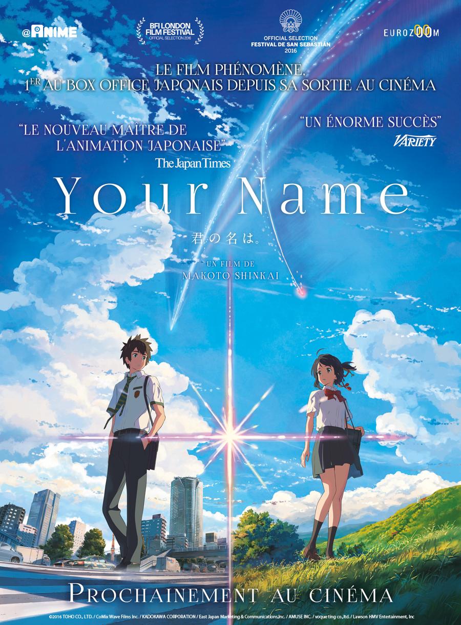 Avant-première Nationale Your Name- 08 décembre 2016 Your-Name