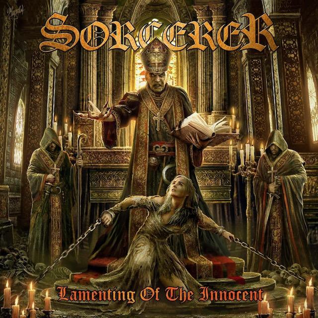Sorcerer - Lamenting Of The Innocent Sorcercd320