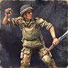 """Figurines """"guerre d'Indochine"""" 35203-1"""