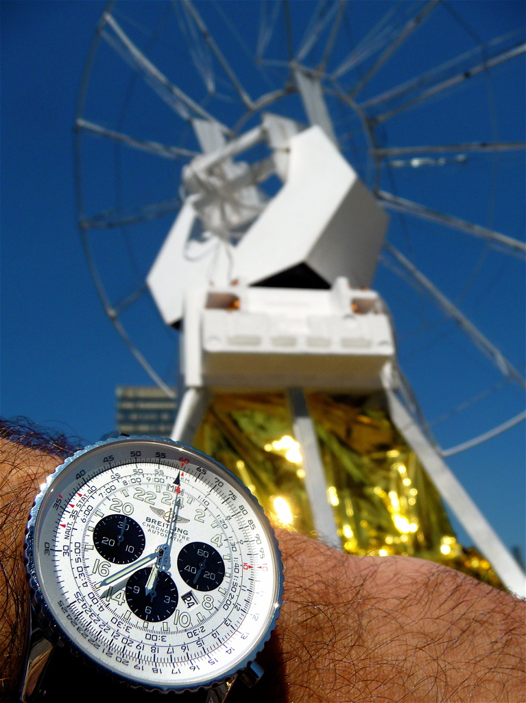 Ma Cosmonaute au travail... P1080020