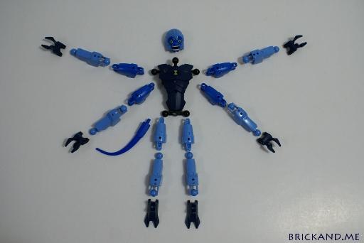 [Review] LEGO Ben10 8409 : Spider Monkey par Eurobricks Lego-8409-SpiderMonkey-08007