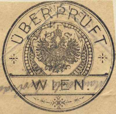 Österreichische Stempel ab 1850 Oesterreich1
