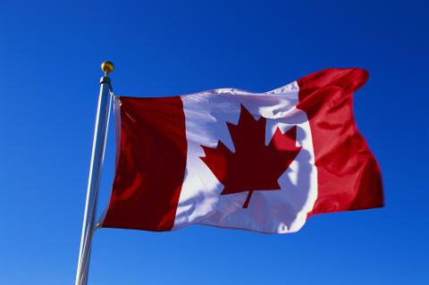 Happy Thanksgiving, Canada! Canadian-flag-photo