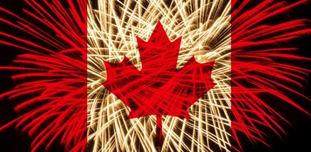 Happy New Year! Canada-day