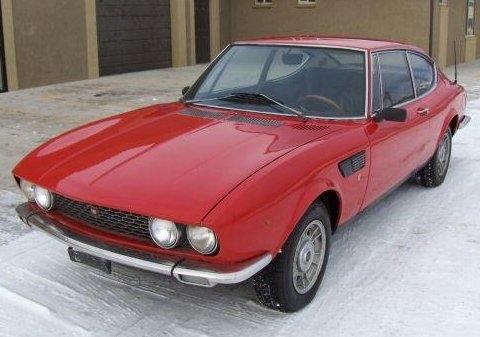 Isuzu 117 !! 1967_Fiat_Dino_Hardtop_Coupe_Front_1