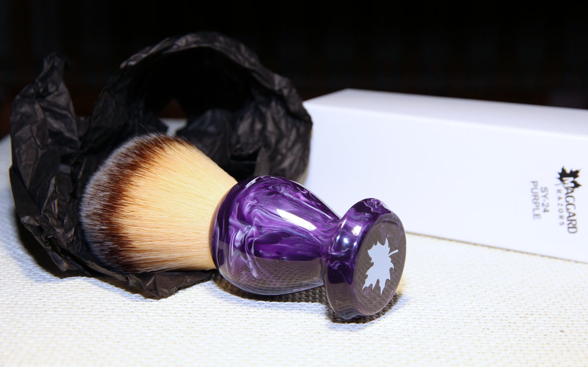 Maggard synthétique 24mm - Page 2 Maggard-Pom_purple-2