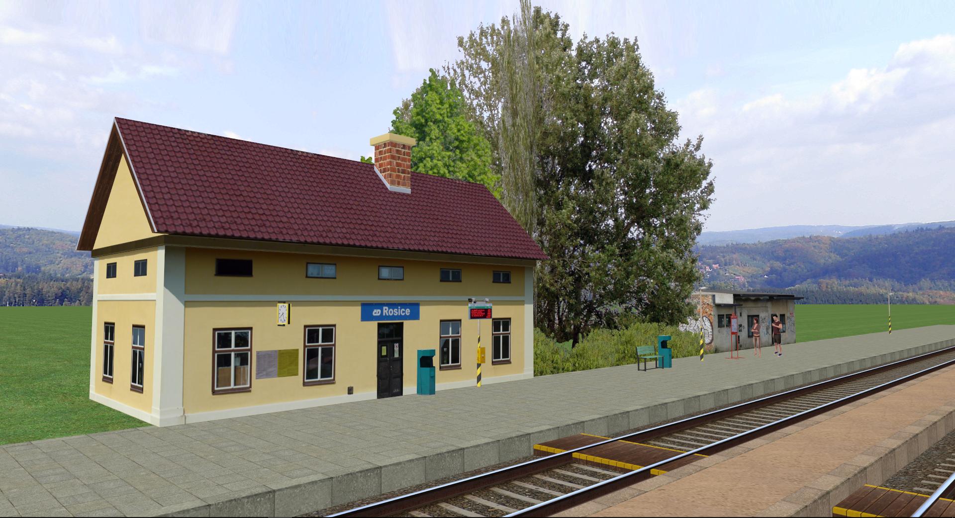 Rosice Railway Screenshot