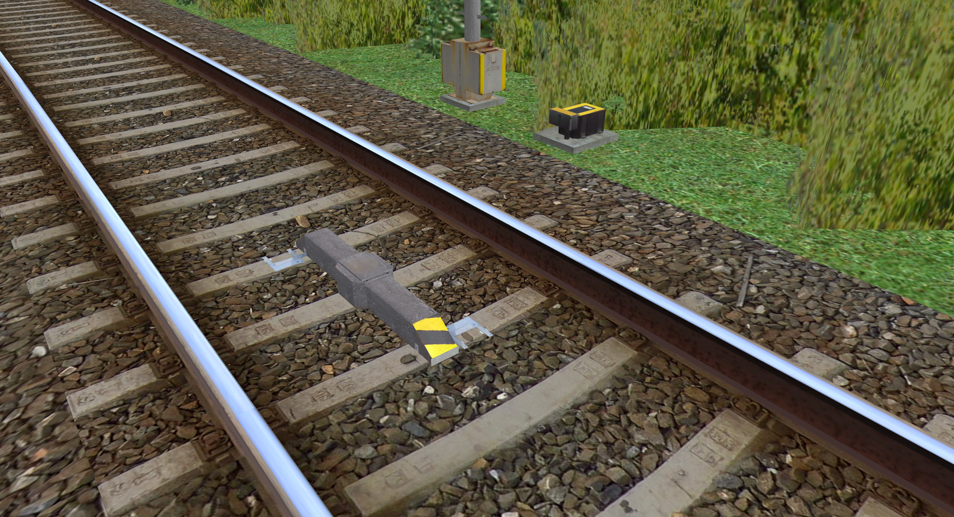 Rosice Railway Progress