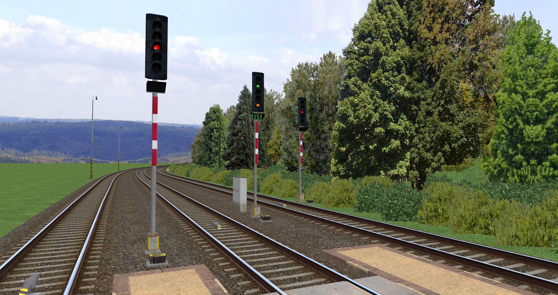Rosice Railway ProgressII