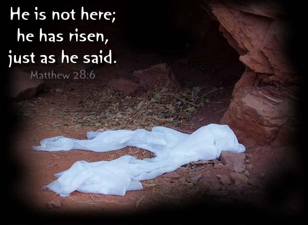 The Real Meaning of Easter Easter-empty-tomb