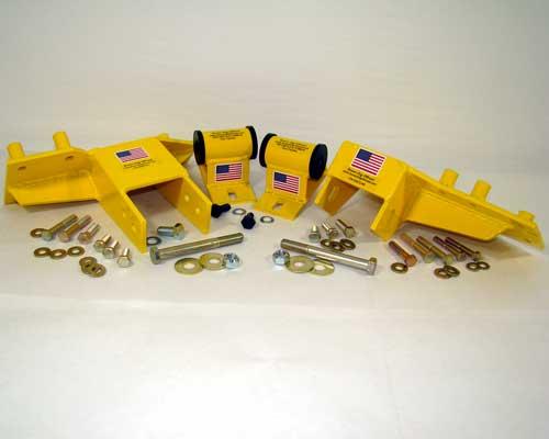 Bases de motor y caja S25720Crop