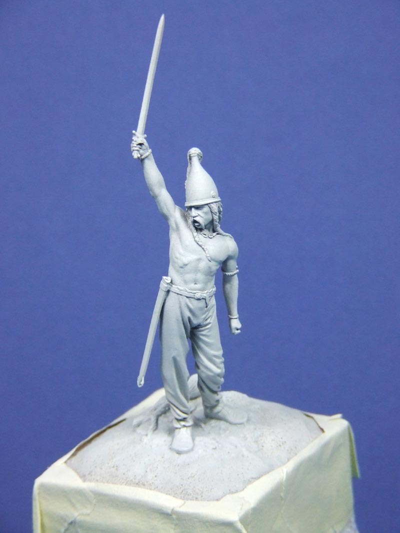 celtic warrior (élite miniatures) Celtic