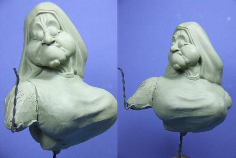 L'atelier de bruno : soeur marie therese des batignolles Soeur3web