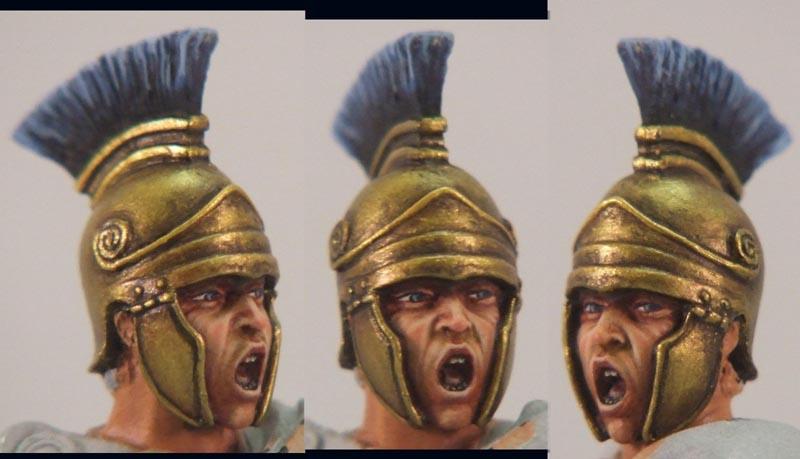 Praefectus Classis, officier romain, 75mm (Pegaso) Rom1web