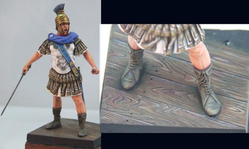 Praefectus Classis, officier romain, 75mm (Pegaso) Plancherromainweb