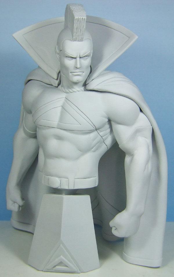 l'atelier de bruno : Gladiator sculpté par JIM MADDOX Gladiator
