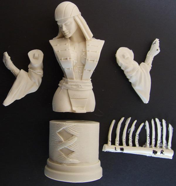 l'atelier de bruno : Lady Deathstrike  Kitdeathstrike