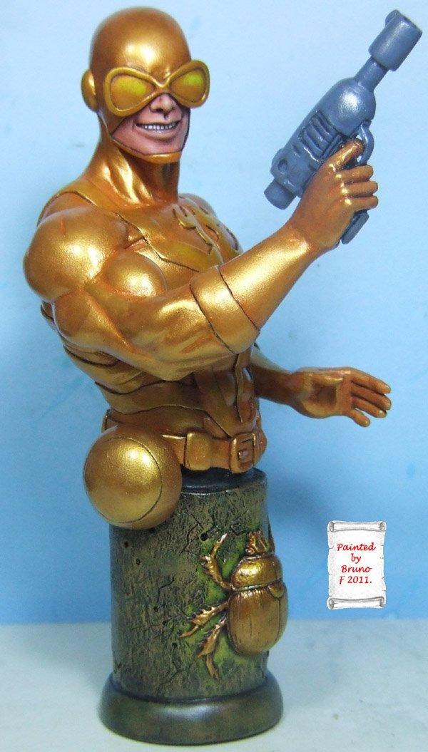 L'atelier de bruno : scarabé doré sculpté par Ydol Scarabdor4