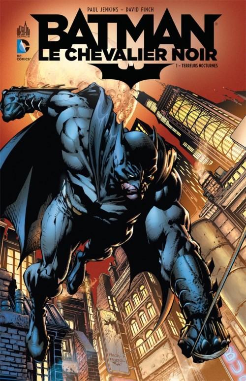 DC New 52 : BATMAN the DARK KNIGHT Couv_173350