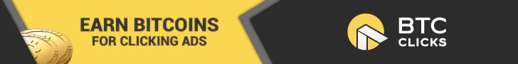 [PAGANDO] BTCCLICKS (OFERTA 2) - PTC - Refback 80% - Rec. pago 19 Leaderboard