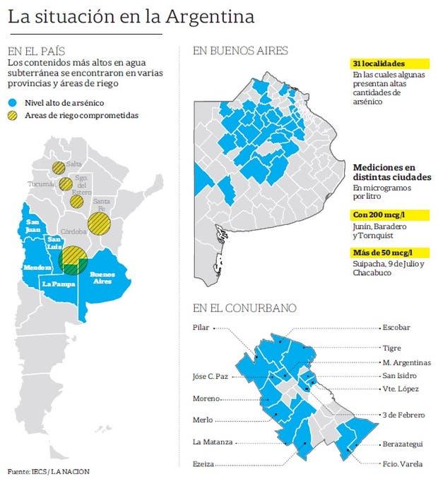 Contaminación con arsénico: qué localidades del país son las más expuestas Medio-ambiente-2330206w620