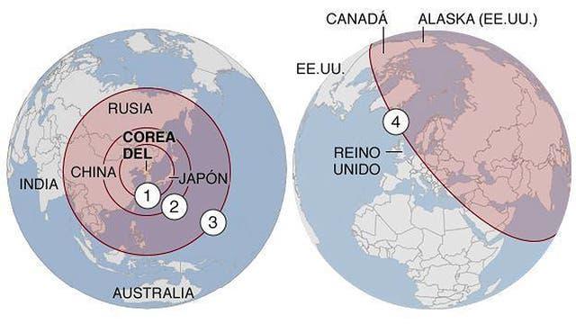 Estados Unidos despliega un grupo de barcos de guerra hacia la península de Corea 2428953w640