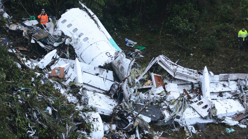 El lucro empresario y el accidente de Chapecoense Accidente-de-chapecoense-2309461h540