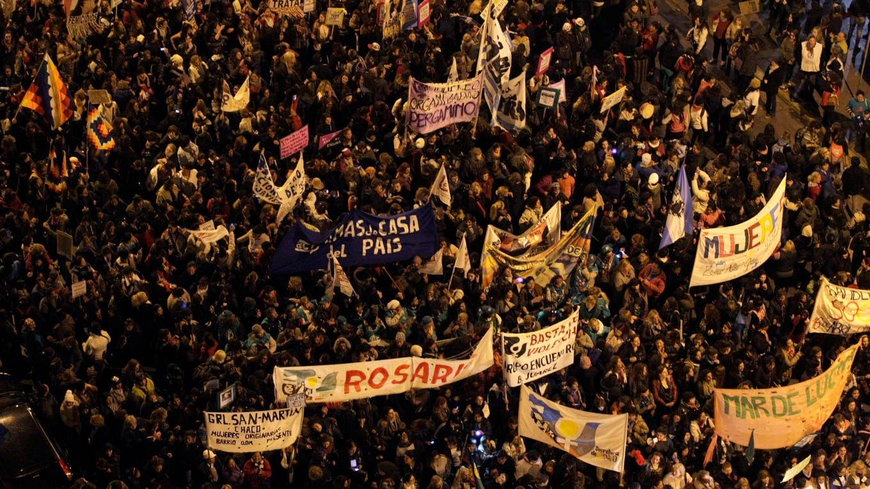Violencia y muerte contra la mujer en Argentina 2103571h765