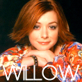 Willow Rosenberg (Alyson Hannigan)