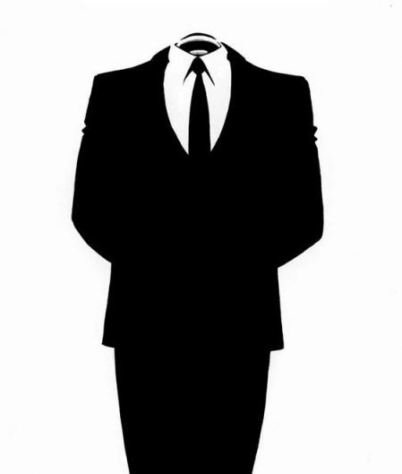Les #Anonymous : « #Internet est né libre et doit le rester»  #droits #liberté  Anonymous