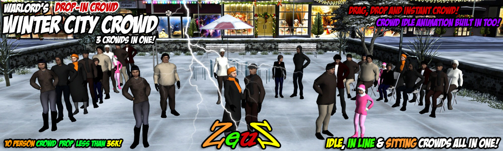 iClone Props Pack - Winter Crowd 1425613134_iclone-props-pack-winter-crowd