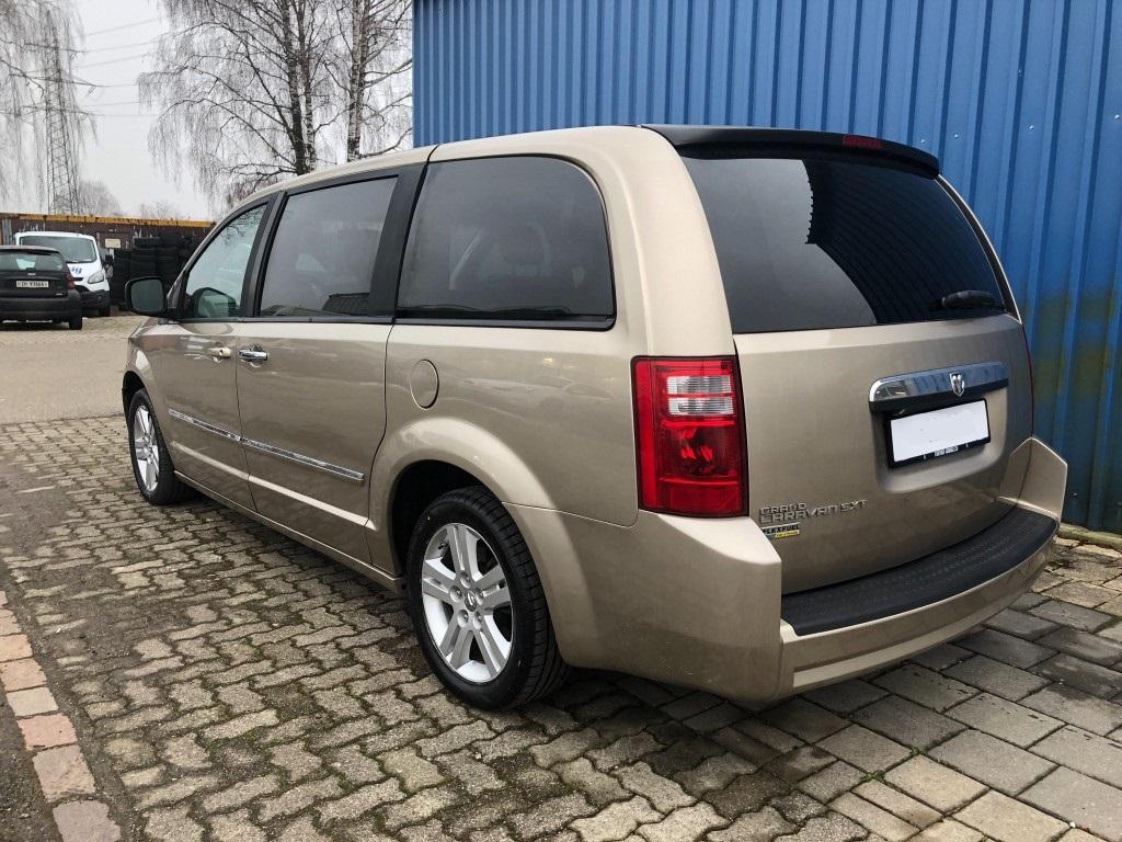 Acquisition d'un Dodge Grand Caravan 3.8 V6 boite 6 Caravan