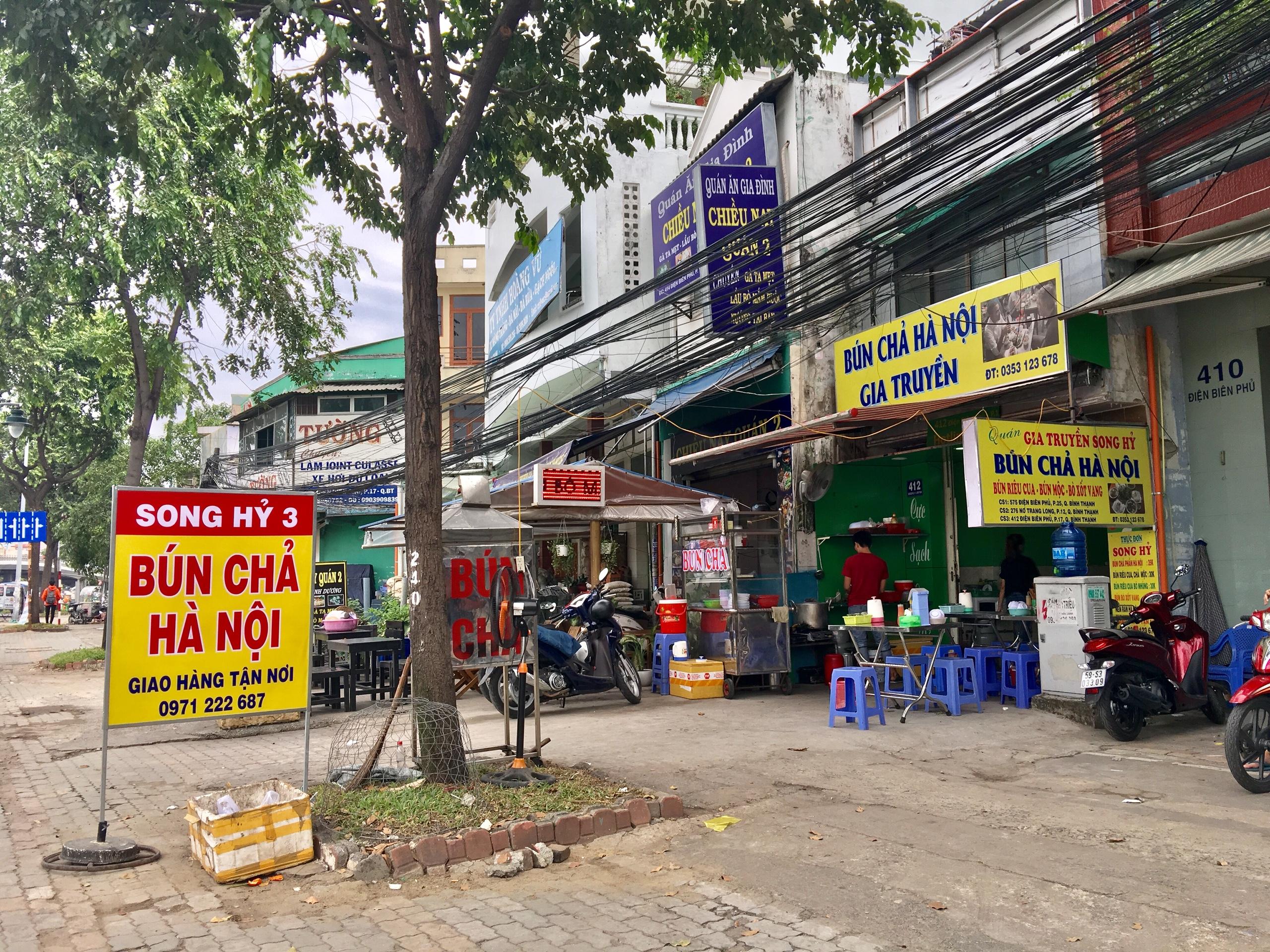 Quán ăn, ẩm thực: Quán Bún Chả Ngon Quận Bình Thạnh 15445761600