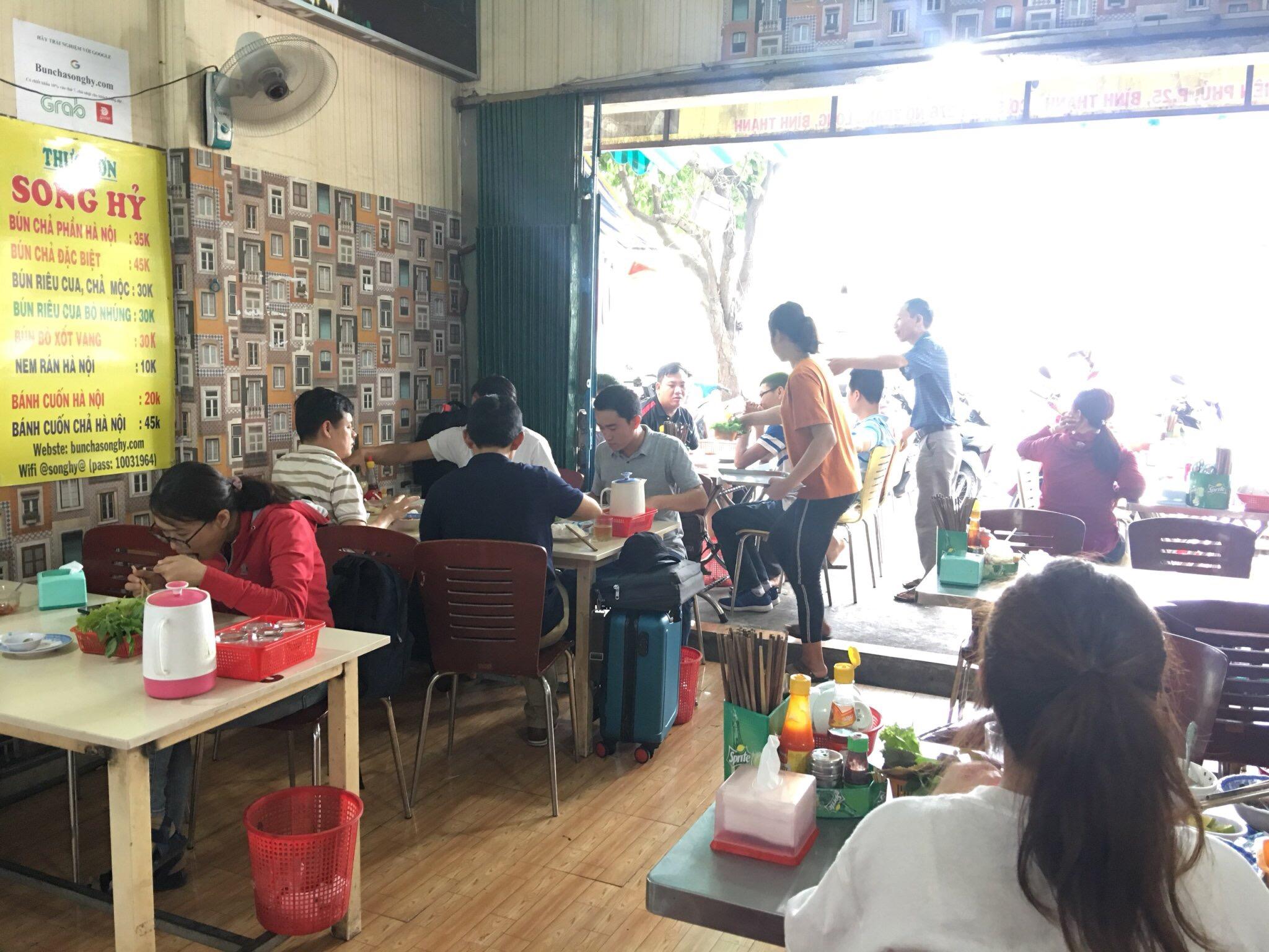 Quán ăn, ẩm thực: Quán Bún Chả Ngon Quận Bình Thạnh 15539113310