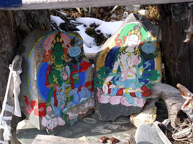 Мать Тара - мудрость всех Будд ! A013_27