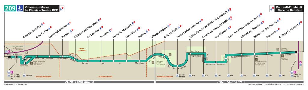 [RATP] Passage de certaines lignes en articulés - Page 7 209_2021