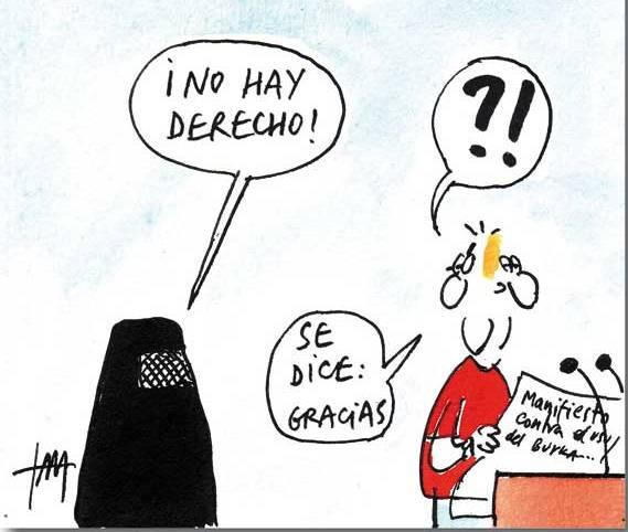 ESTADOS UNIDOS CREÓ A AL QAEDA, Y PAGA PARA QUE LE HAGAN EL TRABAJO - Página 2 Burka-gracias