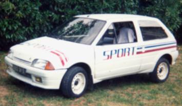 [Cécé] AX Sport de 87 1