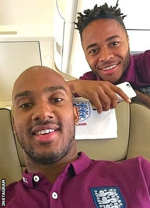 Saturday football news and transfer gossips _85379830_sterling_instagram
