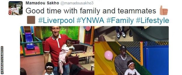Thursday morning papers _86258058_mamadousakho
