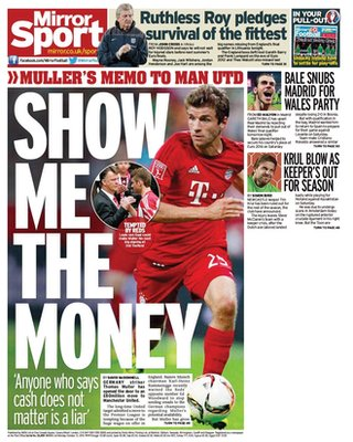 Monday football news and transfer gossips _86066601_mirror_backpage