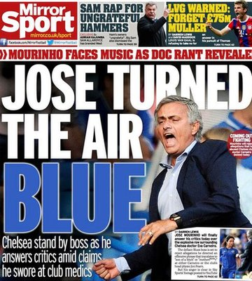Friday evening sport papers _84878924_1d098386-3135-4936-8bae-188970128c55