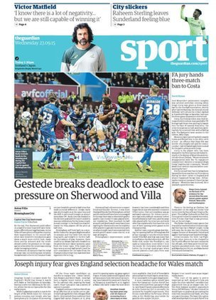 transfer news and gossips for Wednesday _85696705_guardian
