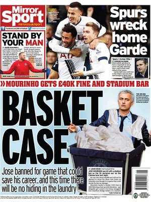 Wednesday night papers _86470955_daily_mirror