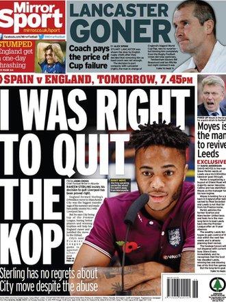 Thursday papers - Gossip column: Hazard, Neymar, Ancelotti, Gomez, Sterling _86641646_12e42870-e617-475e-ba33-67c1514b5162