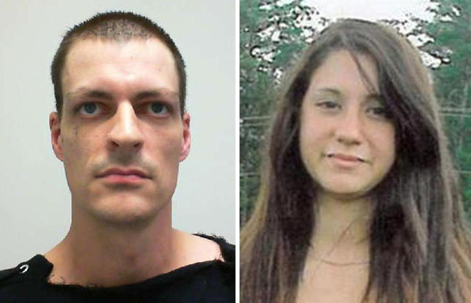 UPDATE: Abigail Hernandez, Missing For 9 Months FOUND SAFE! 7/28/14~Nathaniel E. Kibby arrested and charged w/kidnapping Abigail. Abigail_perp