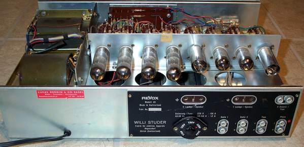 The Golden Age Revox-modell40-2